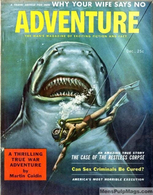Adventure, oktober 1957
