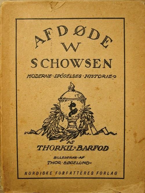 Paperback, Nordiske Forfatteres Forlag 1918