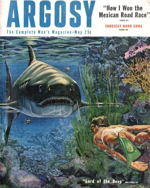 Argosy, maj 1961