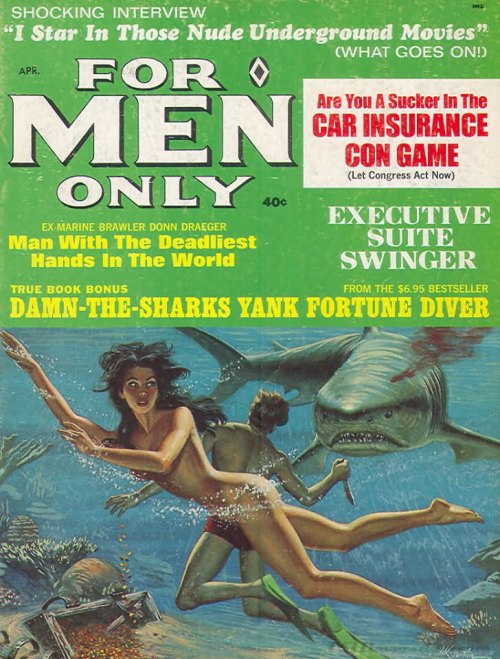 For MEN only, april 1968