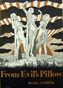 Hardcover, Arkham House 1973. En fin forside af Frank Upatel