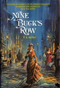 Hardcover, Hawthorn Books 1973. Ripperen møder den romantisk gotik