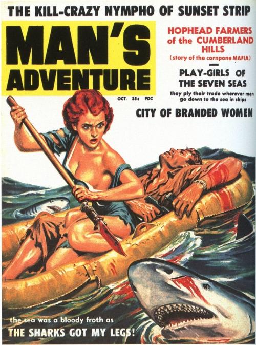 Mans's Adventure, oktober 1957
