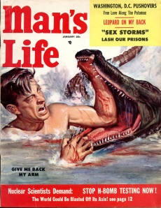 Mans Life, januar 1957