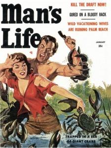 Mans Life, januar 1958