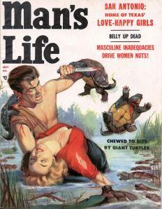 Mans Life, maj 1957