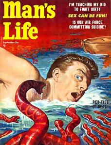 Mans Life, september 1955