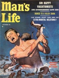 Mans Life, september 1956