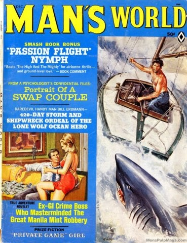 Man's World, december 1963
