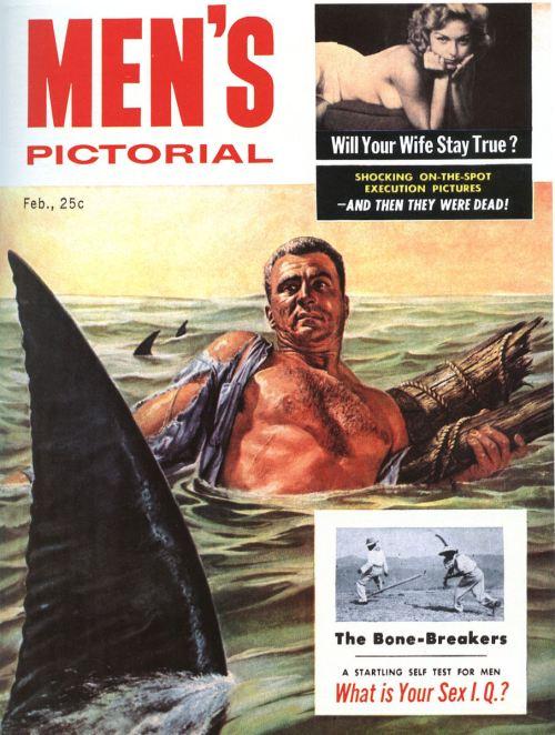 MEN'S pictorial, december 1958