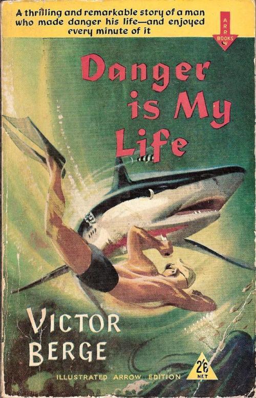 Paperback, Arrow Books 1955
