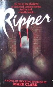 Paperback, Berkley Press 1989. De tågede gader er alene nok til at vise Ripperens tilstedeværelse