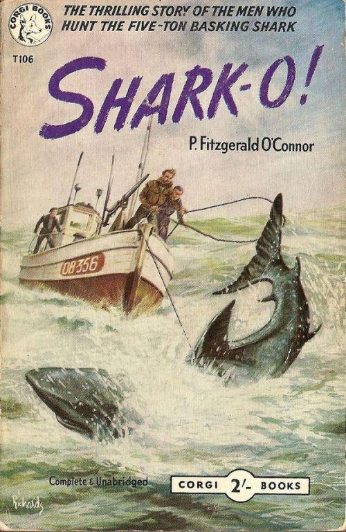 Paperback, Corgi Books 1955