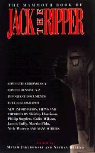 Paperback, Running Press Books 1999. Ripperen med høj hat og mord i tankerne