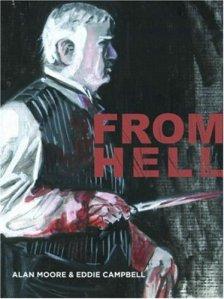 Paperback, Top Shelf Production 2000. Den samlet udgave af Alan Moore og Eddie Campbells serie