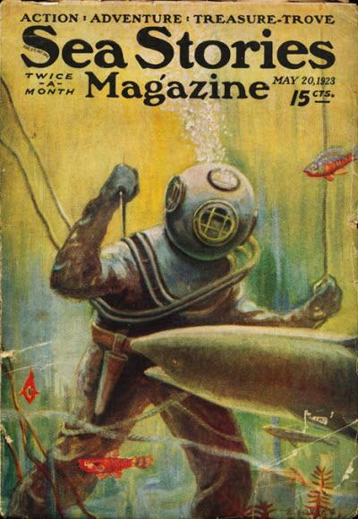 Sea Stories, maj 1923