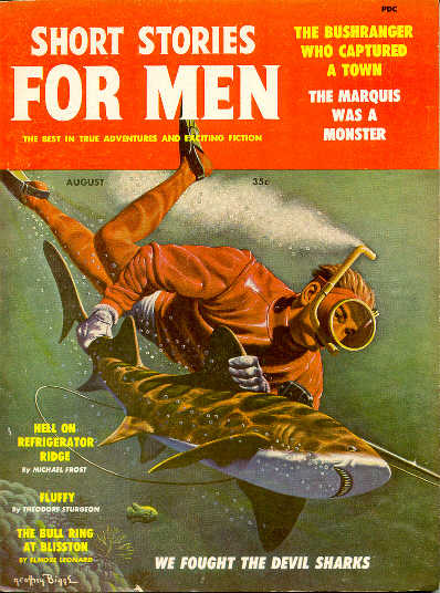 Short Stories for Men, august 1959