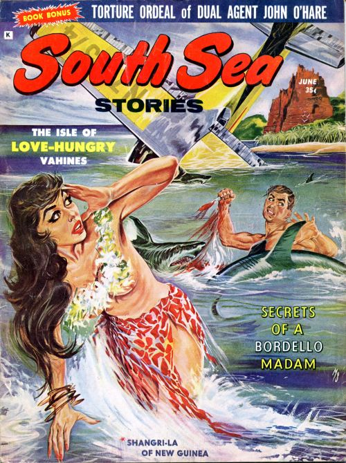outh Sea Stories, juni 1958