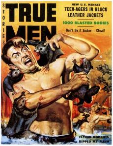 True Men, august 1957