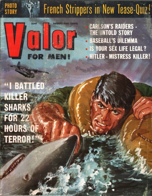 Valor - For men, juni 1957
