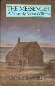 Hardcover, 1. udg., Scribner 1977. En fin forside, der fanger bogens tidløse stemning godt