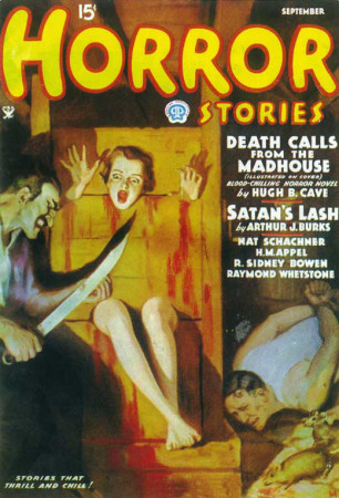Horror Stories, september 1935