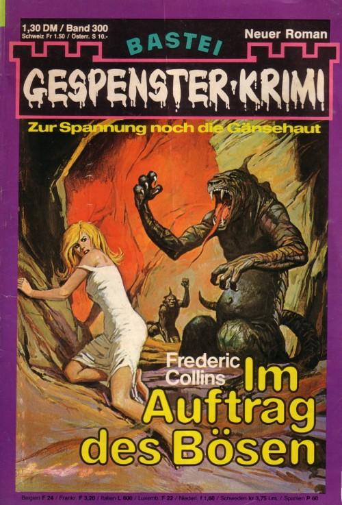 Gespenster-Krimi, nr. 300 1979