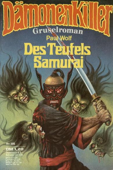 DämonenKiller, nr. 100 1976