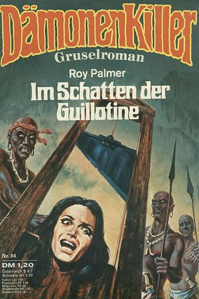 DämonenKiller, nr. 84 1976