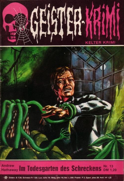 Geister-Krimi, nr. 14 1974