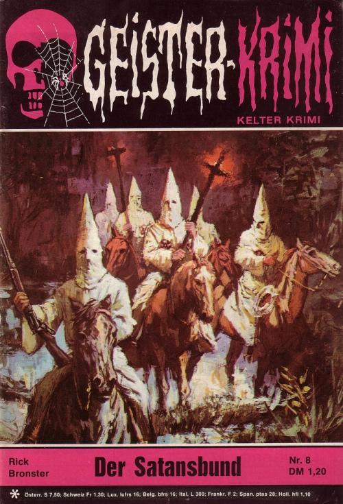Geister-Krimi, nr. 8 1983
