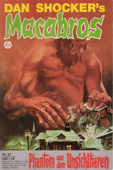 Macabros, nr. 22 1975
