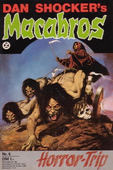 Macabros, nr. 6 1974