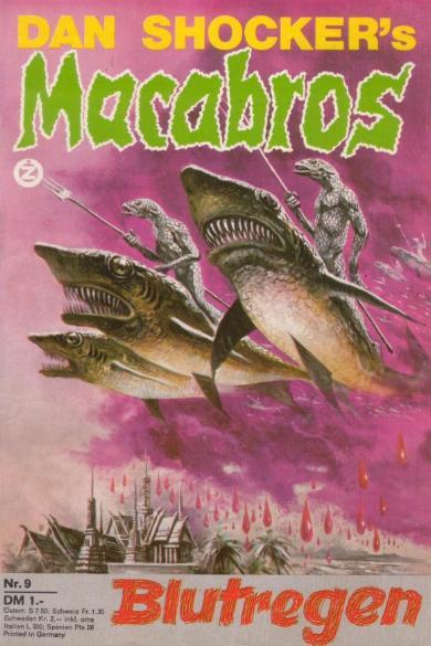 Macabros, nr. 9 1974
