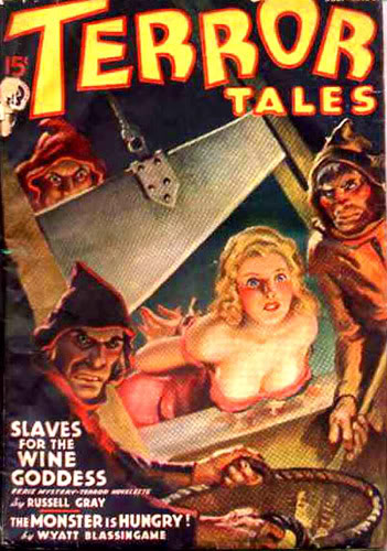 Terror Tales, juli 1939
