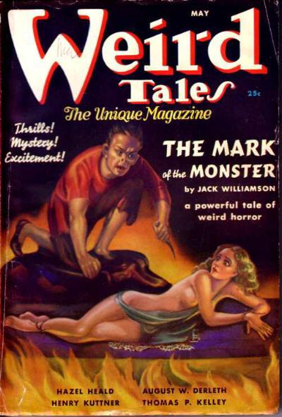 Weird Tales, maj 1937
