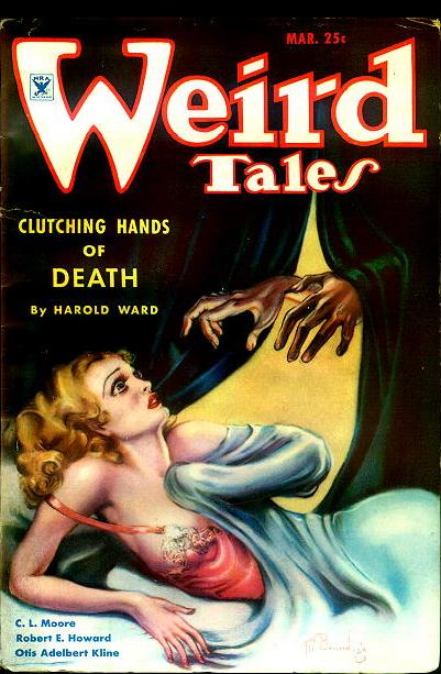 Weird Tales, marts 1935