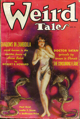 Weird Tales, november 1935