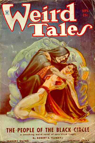 Weird Tales,september 1934