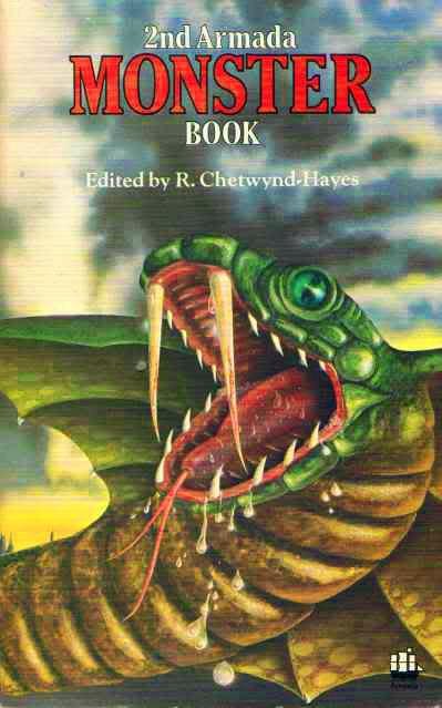 Paperback, Armada 1976. Med andet bind i serien er vi vel fortsat i en eller anden form for fantasy-univers. Ikke klassisk horror i hvert fald
