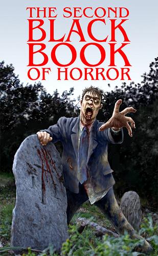 Paperback, Mortbury Press 2008. Illustration Paul Mudie. Lidt populær zombie-horror på forsiden