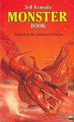 Paperback, Armada 1977. Fortsat fantasy. Billedet er malet af Peter Archer
