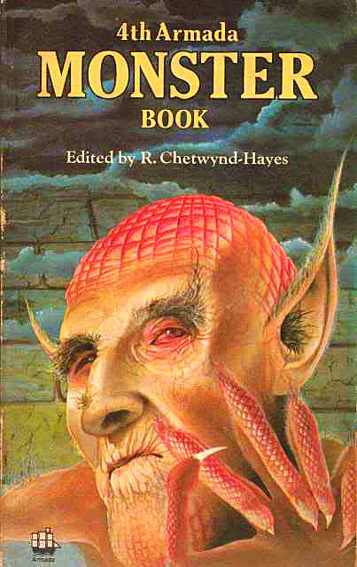 Paperback, Armada 1978. Her er den absolut fedeste forside i srien. De øjne er helt vilde. Jeg er virkelig glad for det her billede. Scarry stuff!