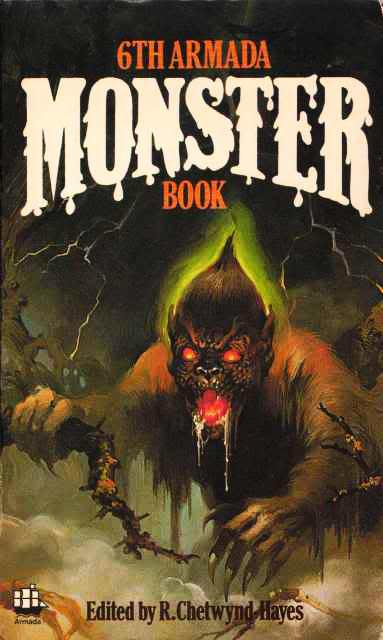 Paperback, Armada 1980. SWriens sidste bind. Her er vi afgjort tilbage i gruens verden - og det endda med et rigtig fedt cover