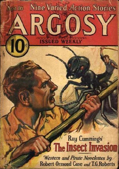Argosy, april 1932