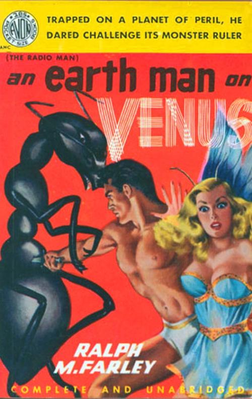 Paperback, Avon Periodicals 1950