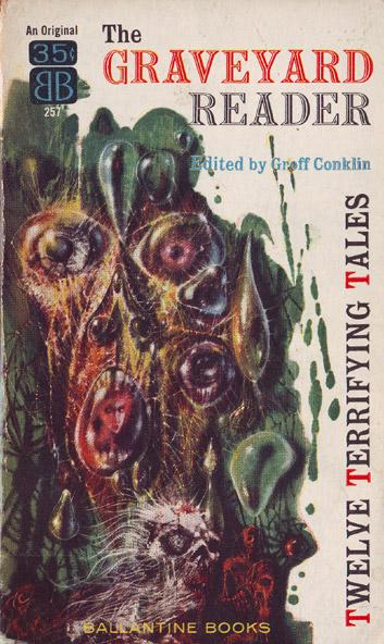 Paperback, Ballantine Books 1958