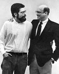 BFF. Stephen King og Peter Straub bonder i slutningen af 70'erne