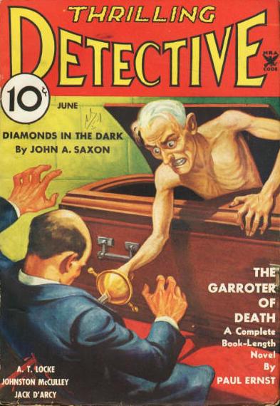 Thrilling Detective, juni 1935