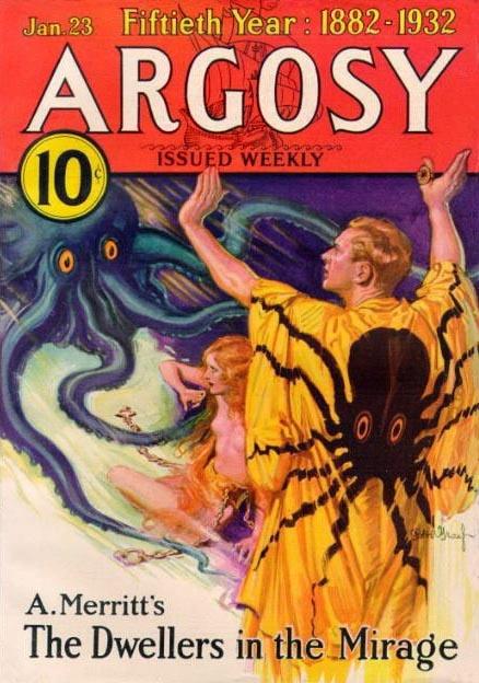Argosy, januar 1932